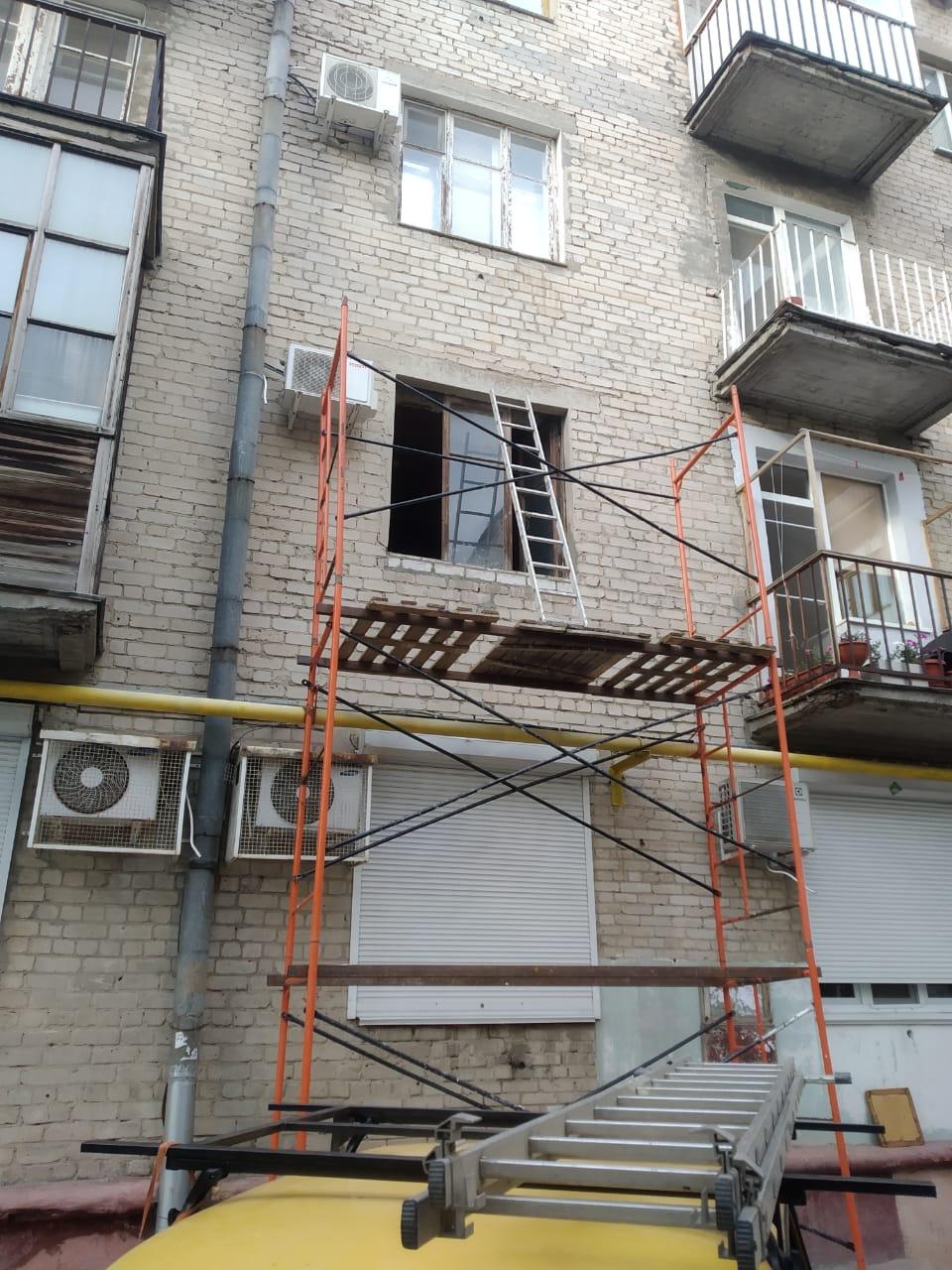 Монтаж рольставней в Волгограде, с дистанционным управлением.
