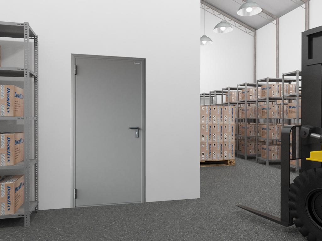 Двери технические DoorHan Волгоград