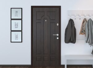 Входная металлическая дверь DoorHan