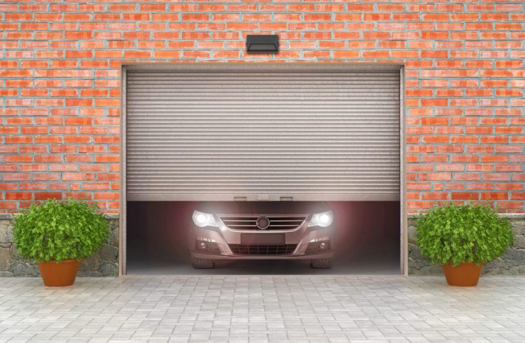 Рольворота для гаража в Волгограде и области.