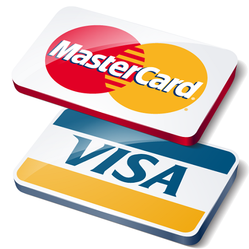Способ оплаты банковской картой.