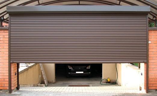 Рольставни для гаража в Волгограде.