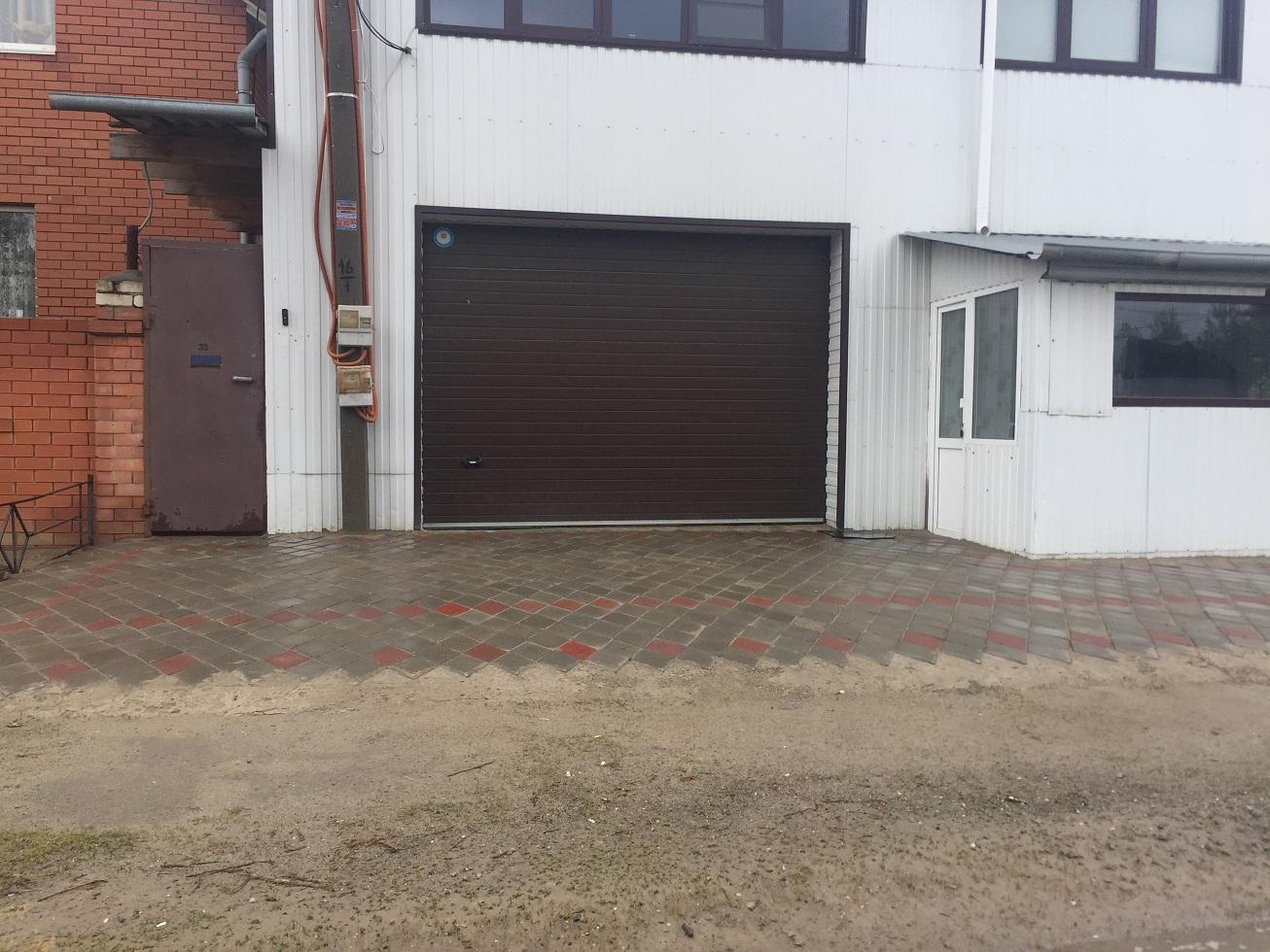 Установка секционных ворот в Волгограде